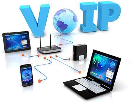 پیاده سازی VoIP و سفارشی سازی سرویس های آن