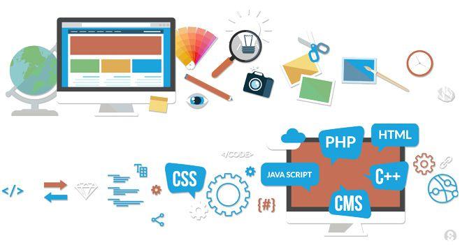 طراحی وب سایت و سرویس دهنده های آنلاین